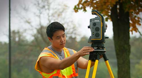 Civil Engineering Technology-Highway Technician Student