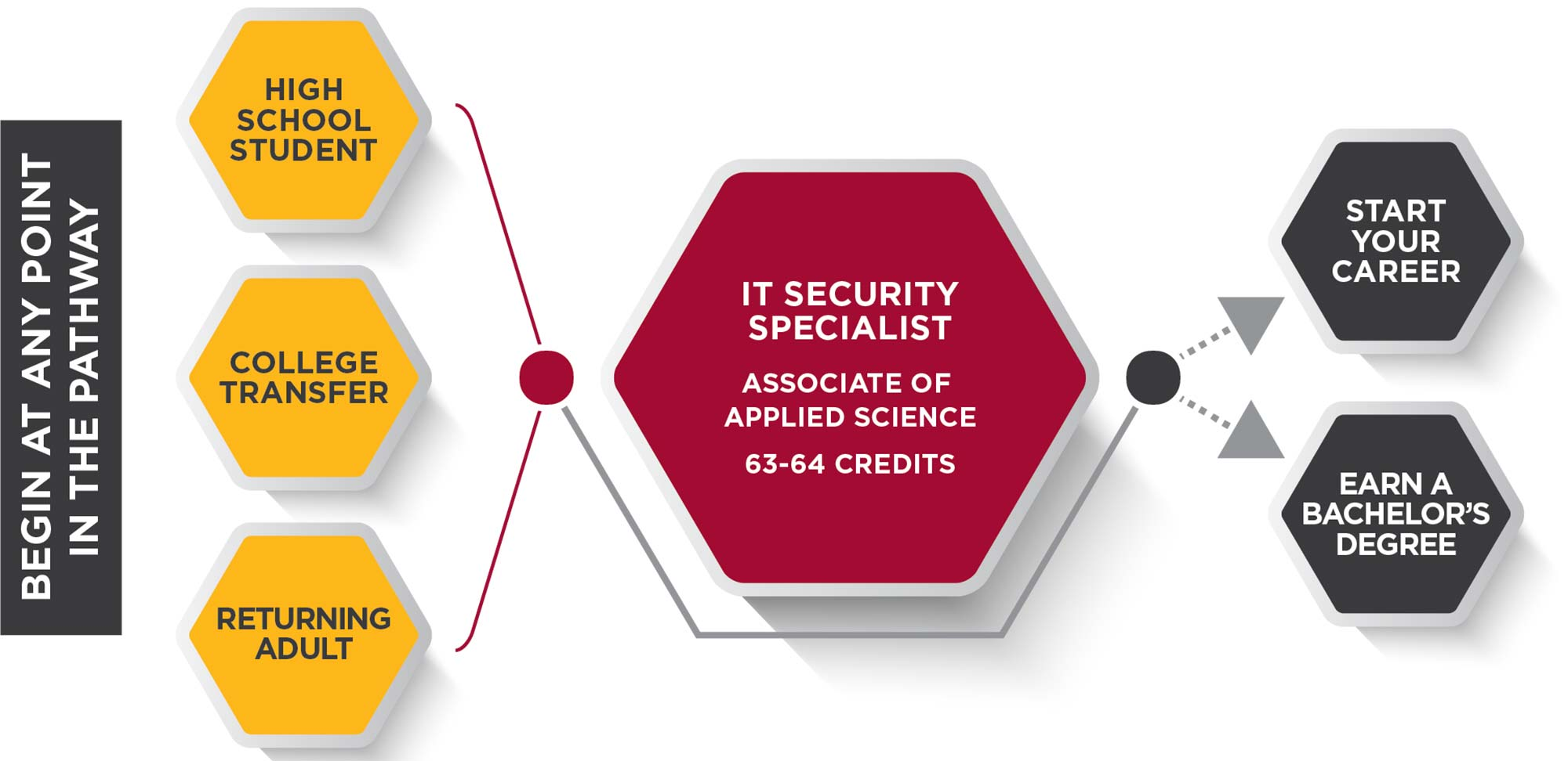 IT Security Specialist Pathway