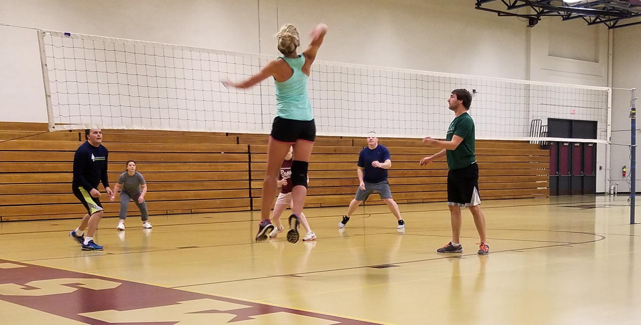 Volleyball Intramurals