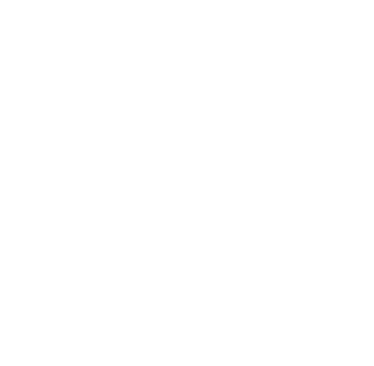 Icon - Two people sitting at a table with 1 person presenting at the head of the table