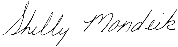 Shelly Signature